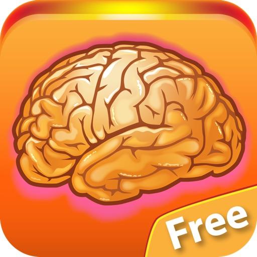 Мозготренер Free - Игры для развития мозга: памяти, реакции, восприятия и других интеллектуальных способностей