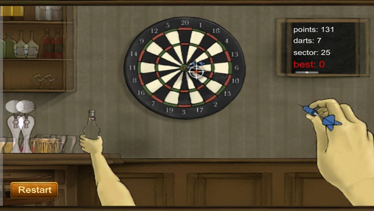 3D Darts screenshot-2
