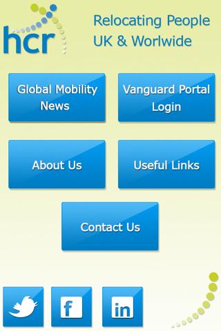 HCR Employee Relocation screenshot 1