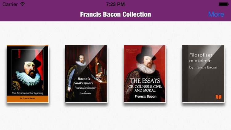 The Francis Bacon Collection