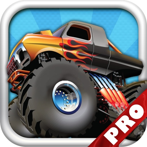 A Real Monster-Truck Stunts Meltdown PRO