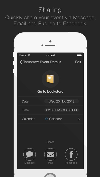 Calendate - Most Stylish Calendar screenshot-4