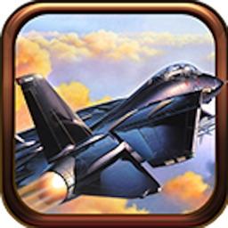 Aerial Jet Combat - Shooting Air Plane War Fighter Pilot Free