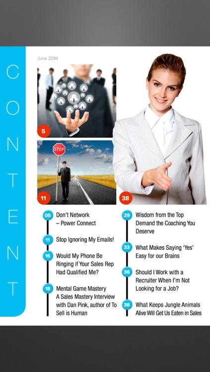 Sales Mastery Magazine