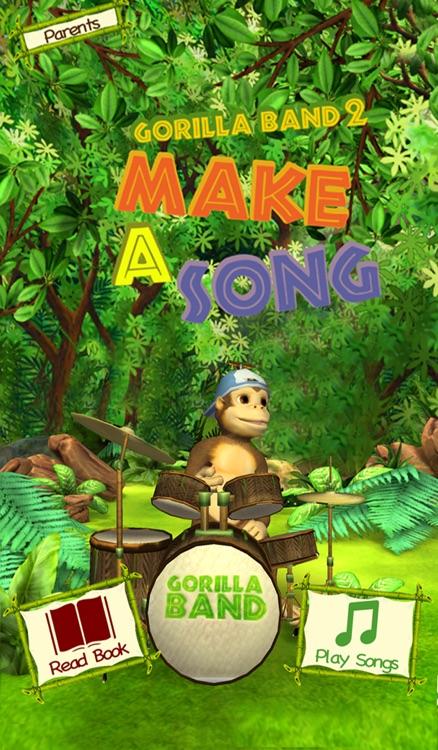 Make A Song - Gorilla Band 2
