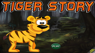 Tiger Story - Tap The Tiny Animal