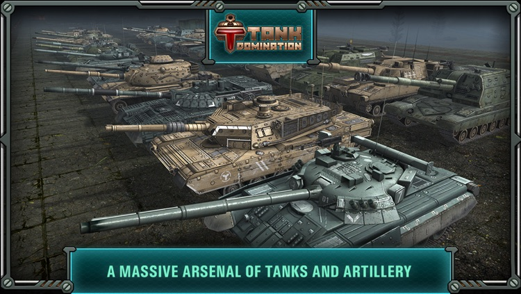 Tank Domination screenshot-4