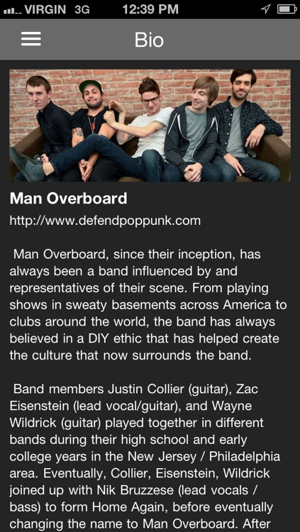 Man Overboard Official screenshot-4