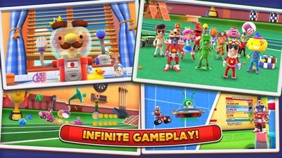 Screenshot from Joe Danger Infinity
