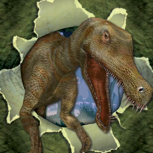 Virtual Pet Dinosaur: Spinosaurus icon