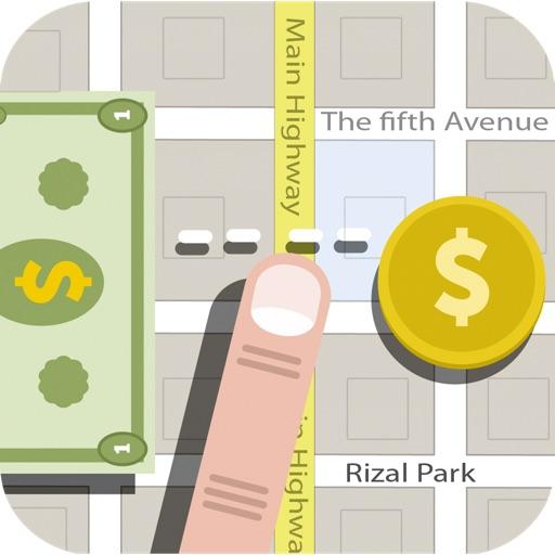 WherezMoney: управление финансами, контроль бюджета, ведение расходов и геолокация затрат