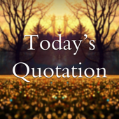 Today's Quotation