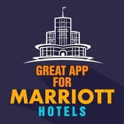 Great App for Marriott Hotels