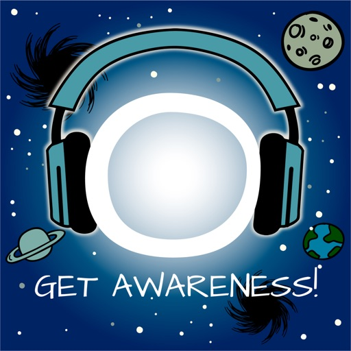 Get Awareness! Experience Cosmic Consciousness by Hypnosis icon