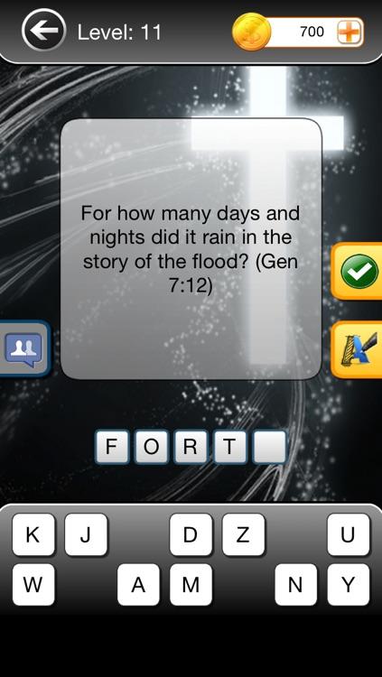 Bible Trivia (Quiz) screenshot-3