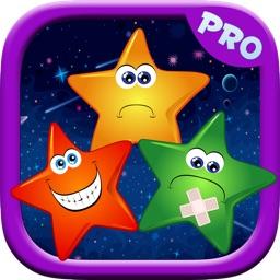 Match Three Stars - PRO Tap Puzzle Fun