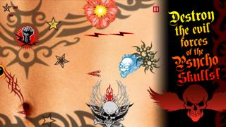 Tattoo Design Battle: Tatoos Tribal War Games - FREE screenshot three