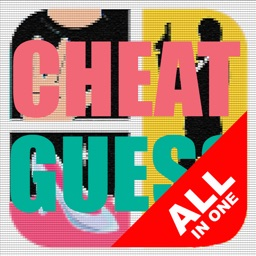 Cheat for Hi Guess All in One include Place/Puzzle/Restaurant/Word/Show/Who/Celebrity/View/Drink! - Walkthrough and Answer for Word Picture Quiz