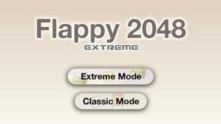 Flappy 2048 Extreme