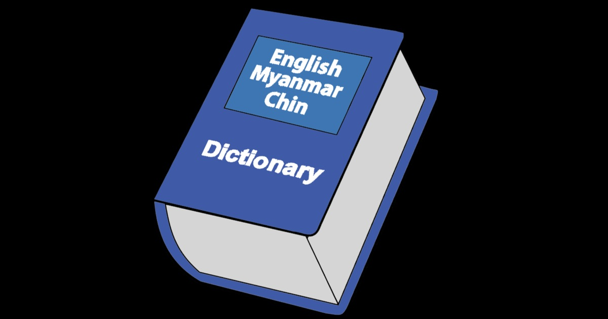 Free English Myanmar Dictionary APPS Free Download For PC Full Version