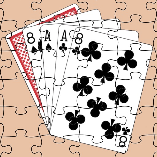 Poker Puzzle - Poker Solitaire