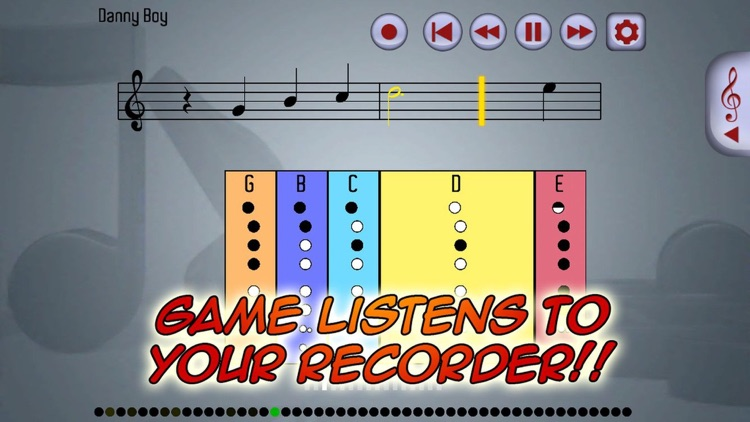 AtPlayMusic Recorder screenshot-1