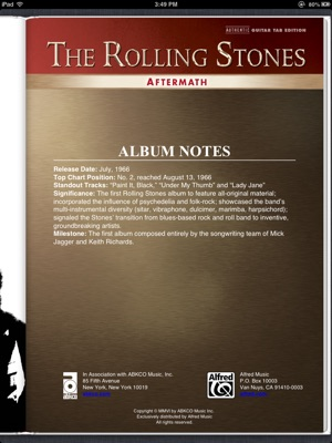 ‎The Rolling Stones: Aftermath