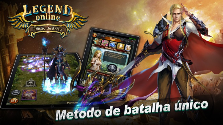 Legend Online (Português) screenshot-1
