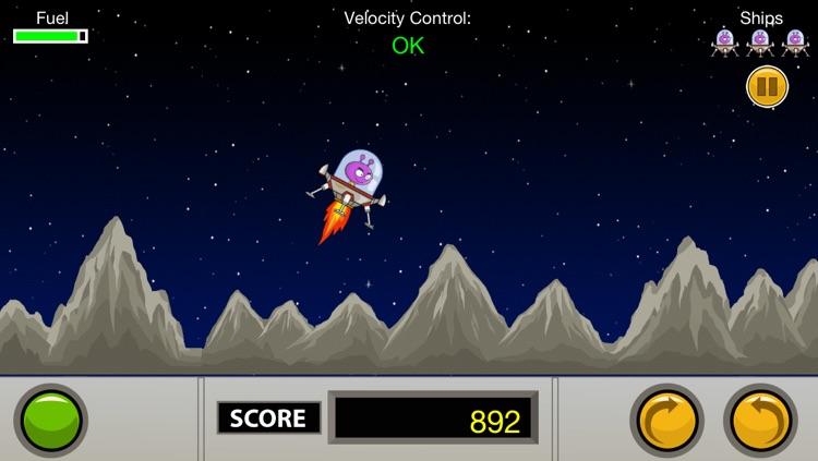 ET Weird in Space Lander screenshot-3