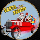 Christmas Santa Car Parking 3D icon