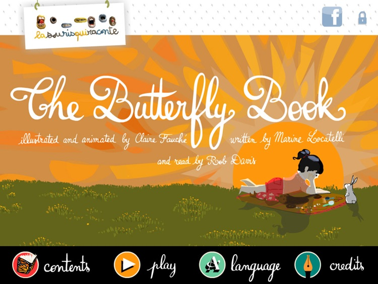 The Butterfly book preview