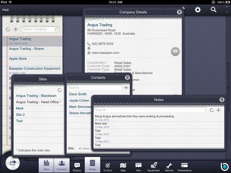 Baseplan CRM screenshot-3