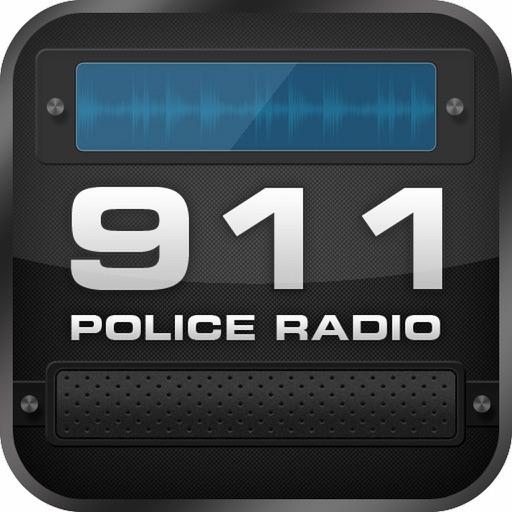911 Police Radio Free! iOS App