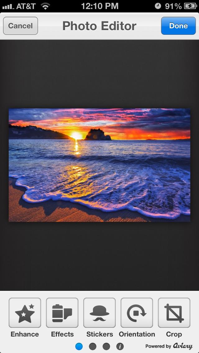 高速な編集が - を確認し、あなたの写真W/画像エフェクトと編集エフェクトのための高速クイックエディットを作成紹介画像3