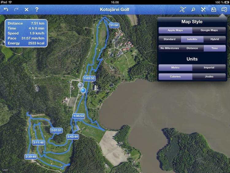 Route Mapper screenshot-4