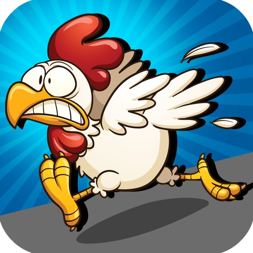 A Chicken Crossing The Road Pro Game Full Version
