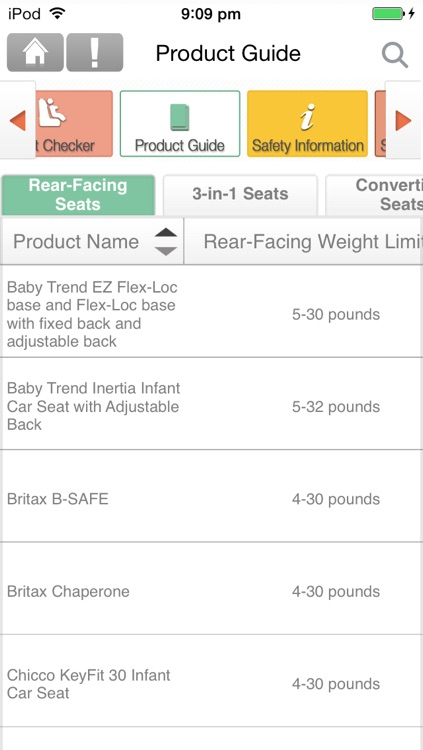 Car Seat Check screenshot-1