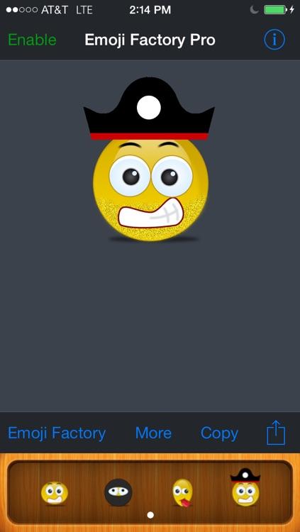 Emoji Factory - Emoticon Icon Maker