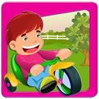 孩子Tricyle自行车比赛 icon