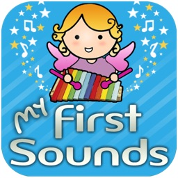 My First Sounds Baby picture and sound dictionary