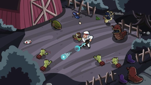 Lamebo VS. Zombies Screenshot