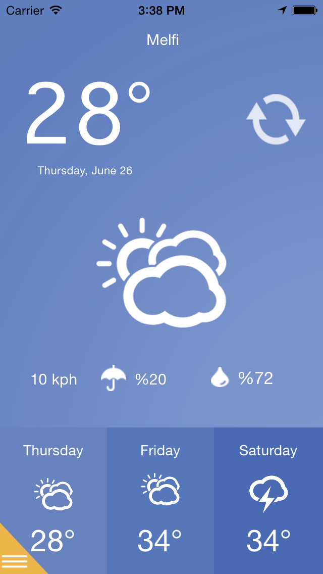 Cloud Maker-God's Weather screenshot two