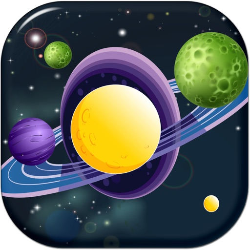 Space Flow Puzzle - Awesome Galaxy Connecting  Logic Game