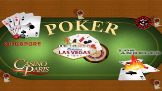 Addictive Holdem Sin City : World Tour Poker Screenshot on iOS