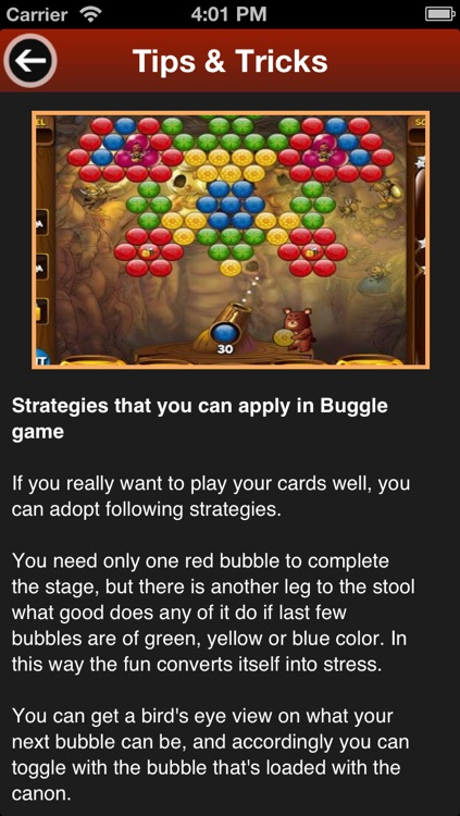 Cheats for Buggle + Tips & Tricks, Strategy, Walkthroughs, News Update & MORE screenshot-3