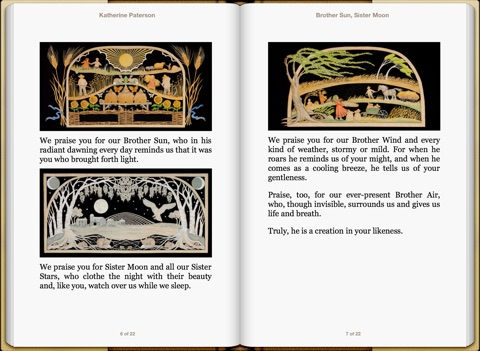 Brother Sun Sister Moon By Katherine Paterson On Apple Books