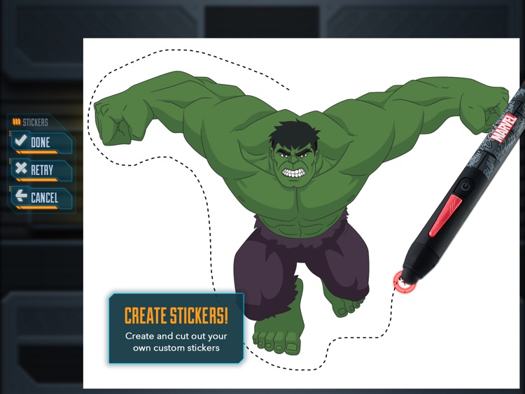 Marvel Creativity Studio screenshot-3