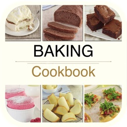 Baking Recipes - Photo Cookbook for iPad