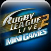 Rugby League Live 2: Mini Games - iPadアプリ