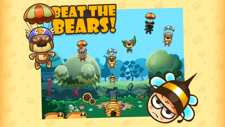 Honey Battle - Protect the Beehive from the Bears